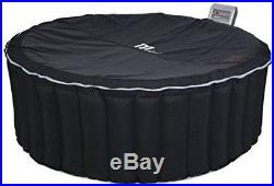 New Premium Deluxe Inflatable Hot Tub Lazy Spa 4-6 Persons Jacuzzi Garden Enjoy