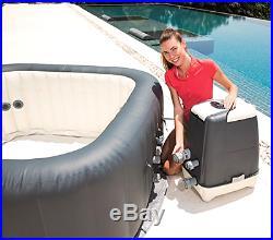 New SaluSpa Hawaii HydroJet Pro Inflatable Hot Tub Massage System 4-6 Person Max