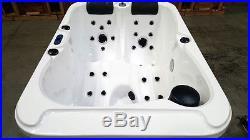New Two 2 Person Hydrotherapy Bathtub Hot Bath Tub Whirlpool Jacuzzi SPA