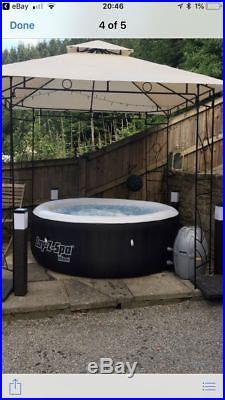 New lazy spa hot tub