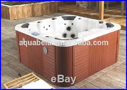 OUTDOOR SPA/ JACUZZI