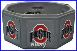 Ohio State Buckeyes Hot Tub 4 Person 110/220V 20 year shell warr FREE DELIVERY