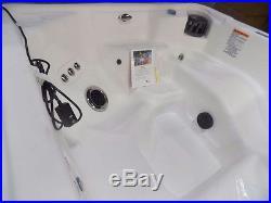QCA 5-Person 30 Jet Harbour Island Spa Hot Tub