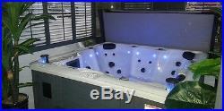 Remove Your vasca idromassaggio Cover con ease. CANADIAN SPA Top Mount COPERTURA