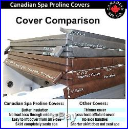 Replacement Hot Tub Covers Various Sizes In Stock High Specification