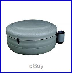 Rio Grande Inflatable Hot Tub Extra Deep 4 Person Portable Spa