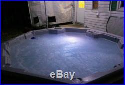Royal spa monarch hot tub