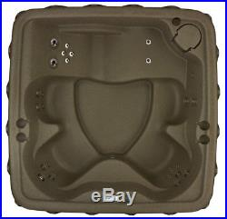 SALE- 5 PERSON HOT TUB with LOUNGER 29 JETS OZONE SYSTEM 3 COLOR OPTIONS