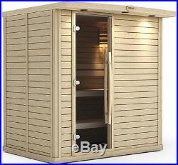 SALE! GOLDSTAR 1200 Traditional Rock Sauna, Prebuilt Sauna, Saunas