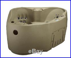 SALE -NEWLY UPDATED 2 PERSON HOT TUB 20 JETS PLUG n PLAY- 3 COLOR OPTIONS