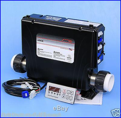 SPA CONTROL PACK HOT TUB HEATER CONTROLLER ePack ACC 4kW 115/230v NEW Free Ship