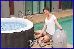 SaluSpa Miami AirJet Inflatable Hot Tub FREE SHIPPING