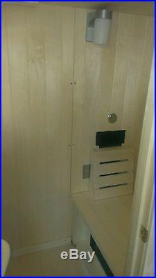 Saunas (Infrared Saunas) Heavenly Heat FIR1 Far Infrared Sauna