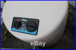 Softub Model 220 4 Seater Soft Hot Tub Spa Jacuzzi 5 Jets Lid