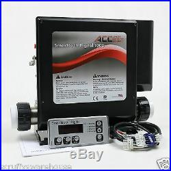 Spa Control Hot Tub Heater Controller Pack ACC SMTD1000 Large Keypad Special