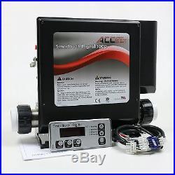 Spa Control Hot Tub Heater Digital Controller Pack L SMTD1000 ACC NEW 115/230v