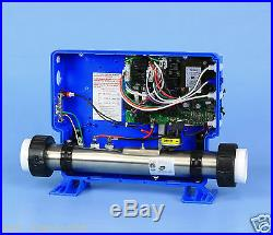 Spa Control Hot Tub Heater ePack Controller Pack & 2 speed Spa Pump NEW 115/230v