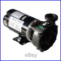 Spa Guy 1.0 HP 2 Speed 120 Volt 48 Frame Hot Tub Pump and Motor