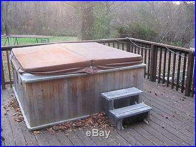Spa/hot tub 7 person