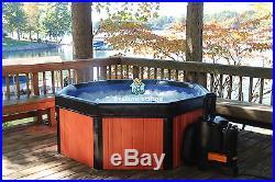 Spa-n-a-box portable 110v hot tub comfortline spa mspa camaro hot tub instaspa