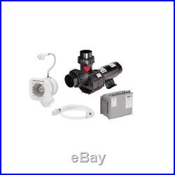 Speck Pumps 2308000042 Badu Stream II Swim Jet System with GFCI Control Box