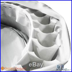 Square Inflatable Portable Bubble Spa Jacuzzi Outdoor Air Bubble Jets New