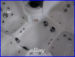 Strong Spa Milan 4 Person Hot Tub 60 Jets CLEAN Barely Used Excellent Condition