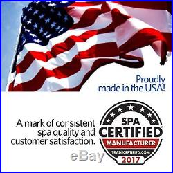 Strong Spas Factory Certified Spa Hot Tub Grand Estate 90 Jet Lounger ships free