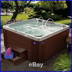 Strong Spas Factory Refurbished Essex 40 Jet Non Lounger