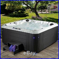 Strong Spas Factory Refurbished Spa Hot Tub Hilton Lounger 120 Non Lounger