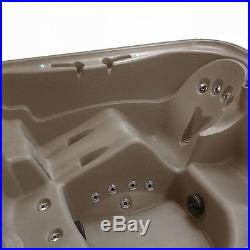 Strong Spas Spa Hot Tub New Overstock G-6 Luxury 33 jets Lounger