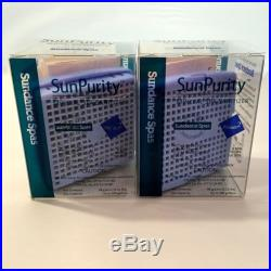Sundance SunPurity Mineral Sanitizer 2-Pack