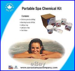 Swift Current Portable Rigid Hot Tub 6 Person Portable Spa Plug N Play