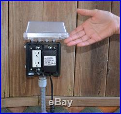 TechniChlor Spa Hot Tub Salt Chlorine Generator Saltwater System Makes Chlorine