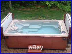 ThermoSpas Spa Trainer- massive hot tub