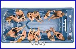 Thermospa Swim & Exercise Spa Hot Tub + Indoor monitor