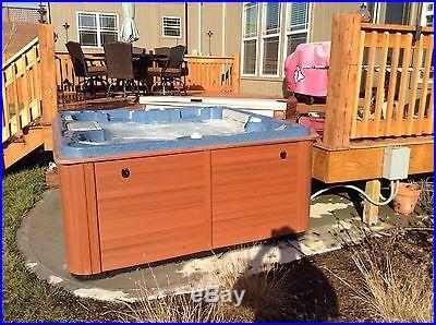Thermospa's Hot Tub