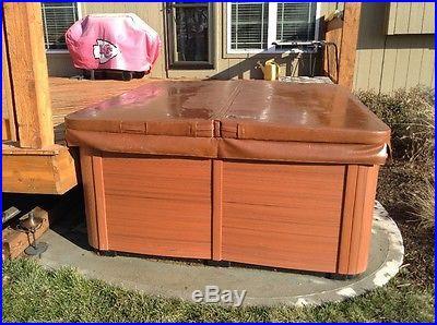 Thermospas Hot Tub