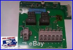 Tiger River Spas IQ 2020 Heater Relay Board 77119 74618 73355
