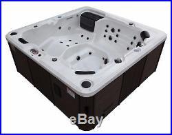 Toronto Spa Demo Canadian Spa Company 7 FT Hot Tub