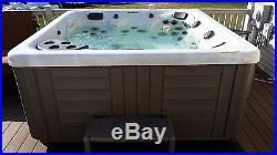 Twilight Series Master Spa jacuzzi hot tub pool