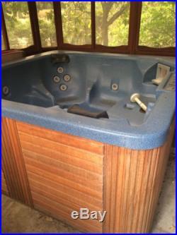 Used spas hot tubs