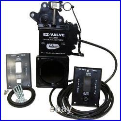Valterra EZ Valve Electric Waste System Water Resistant Motor 3 E1003VP