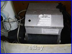 VitaSpa Portable 2 person Hot Tub Model LD-15 by DM Industries, used, working