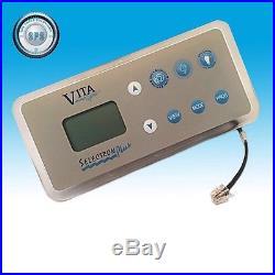 Vita Spa L500/l700 Selectron Plus Topside Control Sale