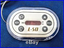 Vita Spa L-50 Universal 100/200 Topside Control Sport Series