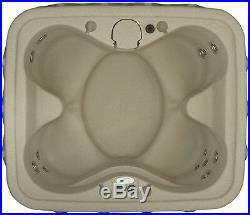 WEEKEND SALE 4 PERSON HOT TUB 20 JETS PLUG n' PLAY 3 COLOR OPTIONS