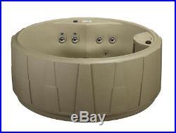 WEEKEND SALE 4 PERSON HOT TUB 20 JETS PLUG n PLAY WATERFALL 3 COLORS