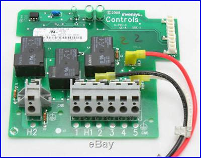 Watkins IQ 2020 Heater Relay Board with Jumpers