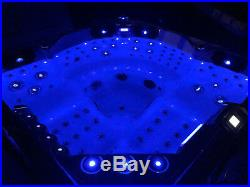 Whirlpool Hot Tub Outdoor/Indoor Whirlpools NEU, W-220, Balboa, 6P. W-LAN, BLUETOOTH